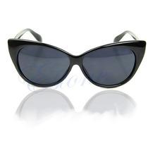 Óculos Escuro De Sol Moda Vintage Estilo Cateye Gatinha
