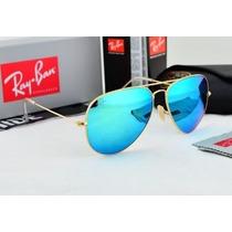 Óculos De Sol Aviador Ray Ban 3025 Masculino E Feminino