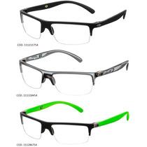 Armação Para Oculos De Grau Mormaii Eclipse - Garantia