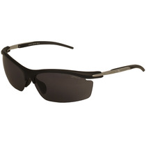 Óculos De Sol Único Masculino Esportivo Estrutura Aberta