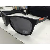 Oculos Solar Hb Underground 9011470600 Mat.black D. Orange