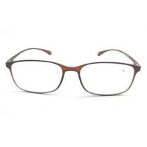 Óculos De Leitura Lente Com 4 Graus, Confortável Flexível.