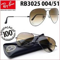 Ray Ban Rb3025 3026 004/51 Aviador Frete Grátis Todo Brasil