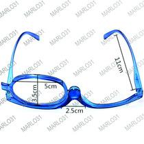 Prático Óculos Para Maquiagem Com + 3 Graus