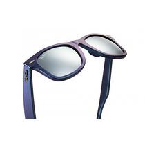 Óculos De Sol Ray-ban Rb2140 Wayfarer Cosmo Blue 50mm M