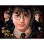 Armação Redonda Estilo Harry Potter Várias Cores Metal