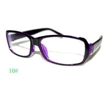 Óculos De Grau (armação) Preto Com Lilás De Acetato