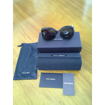 Oculos De Sol Italiano Dolce & Gabbana Feminino100% Original