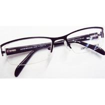 Armação Oculos De Grau Armani Ea9607 Em 4 Opções De Cores