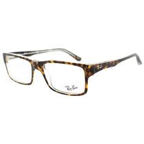 Óculos Ray Ban Rb Rx 5245 5082 Havana 52mm