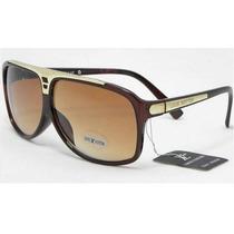 Óculos De Sol Louis Vuitton Evidence + Case + Flanela Lv !!!