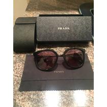 Óculos Prada Lançamento Spr13q Lindo Original 12x Sem Juros