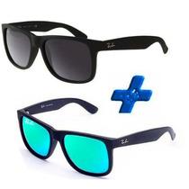 Óculos Ray Ban Justin Rb4165 Escolha Seu Kit Pag 1 Lev 2