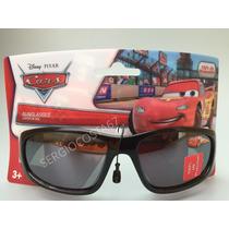 Oculos De Sol Infantil Menino Carros Cars C15 + 20 Mod Sc67