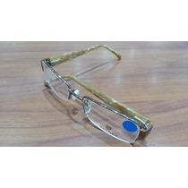Óculos De Grau Bulget Bg 1225 02d (original)12 X S/juros
