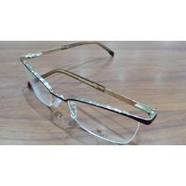 Óculos De Grau Bulget Bg 1308 04e (original)12 X S/juros