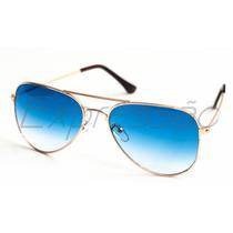 Óculos De Sol Estilo Ray-ban Aviador Uv400 Frete Grátis