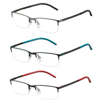 Armação Para Oculos De Grau Mormaii Mo1677 Fibra De Carbono
