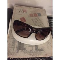 Óculos Calvin Klein Marrom Feminino, Confortável E Fashion!