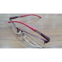 Óculos Grau Atitude Mma Anderson Silva At1409 07h Go