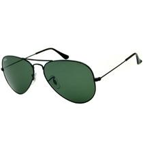 Óculos Aviador Rayban Masculino Rb3025 Rb3026 Barato