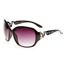 Óculos Triton P10510 - Feminino - Preto - 12x Sem Juros