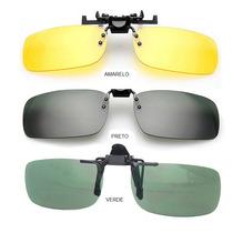 Adaptador Transforma Seu Óculos De Grau Em Óculos De Sol