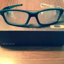 Armacao Oculos De Grau Estilo Crosslink Grafite