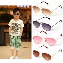 Óculos De Sol Infantil Unissex - Pronta Entrega