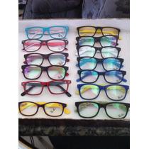 Armação Rayban Infantil Para Óculos De Grau Várias Cores