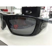 Oculos Oakley Polarizado Fuel Cell P. Black Dark Grey Histor