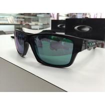 Oculos Oakley Jupiter 009135 05 Polished Black Jade Iridium