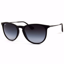 Óculos Ray Ban Feminino Erika 4171 Fosco Lente Degradê