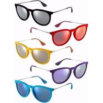 Oculos Colorid Erika Velvet Veludo Clubmaster Pague 1 Leve 2