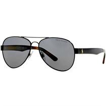 Óculos De Sol Polo Ralph Lauren Aviador Lente Polarizada