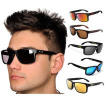 Oculos Holbrook Lente Polarizada Proteção U.v 100% + Brinde