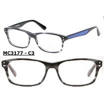 Armação Óculos De Grau Varios Modelos E Cores Unissex