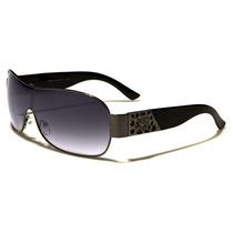 Óculos De Sol Feminino Eua Mod. Máscara