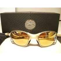 Oakley X Metal Polarized Usa Juliet 24k Lente Dourada
