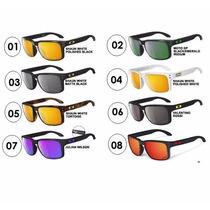 Kit C/ 05 Óculos Holbrook 100% Polarizado Importado Dos Usa