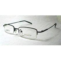 Armação De Óculos De Grau Liga De Titânio - Super Promoção!
