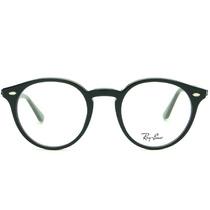 Ray Ban Rb 2180v Redondo Armação Óculos De Grau Masculina