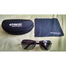 Óculos De Sol Unisex Polarizado Polaroid