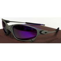 Oculos Juliete X Metal Lente Violeta Polarizada Uv/uva 400
