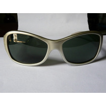 Oculos Vuarnet Prata Feminino France Made - Lindo Novo