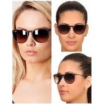 Óculos De Sol Feminino Ray-ban Érika Rb4171