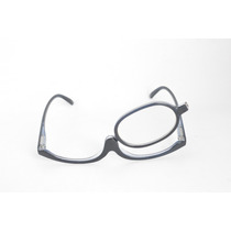 Óculos De Grau P/ Maquiagem Preto Facilidade Fem +3,0 B76