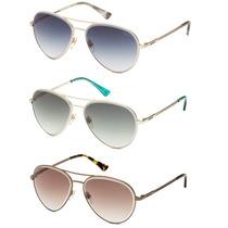 Oculos De Sol Colcci C0010 Aviador - Garantia