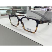 Oculos P/ Grau Oakley Confession Ox1128-0252 Purple/tortoise
