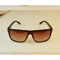 Óculos De Sol Quadrado Moda Vintage / Novo Modelo